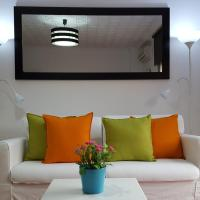 Central Apartment in Valencia with WIFI + Parking.