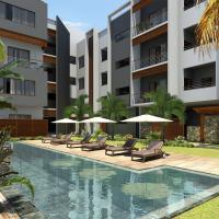 Flic en Flac Sea View Luxury 3 bedroom Apartment