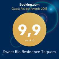 Sweet Rio Residence Taquara