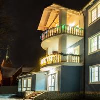 Guest house on Saratovskaya