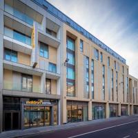Maldron Hotel Newcastle, отель в Ньюкасл-апон-Тайн