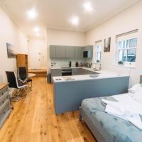 Flat 3, Cromwell Road, 1 Bedroom Studio Apartment
