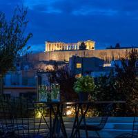 B4B Athens Signature Hotel, hotel Athénben
