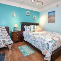 Ocean view studio condo.
