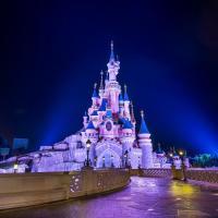 Aladdin and Jasmine's near Disney