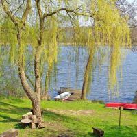 Ferienwohnung am Hohen Sprenzer See MOST 2341, Hotel in der Nähe vom Flughafen Rostock-Laage - RLG, Hohen Sprenz