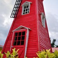 Windmill Garden Homestay Semporna
