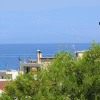Getaway Retreat with Panoramic View, 3 min from Sea