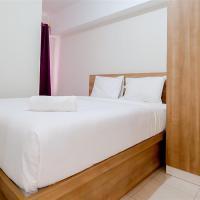 Modern and Cozy 2BR @Springlake Bekasi Apartment By Travelio