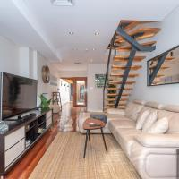 2 Bed House + Loft in Pyrmont