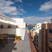 Stylish Home with Terrace - by Living Las Canteras