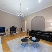 4-room vip apartment on Kostelnaya street