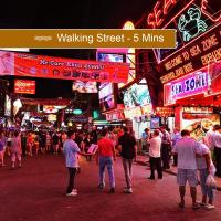Hotel Goad Star @ Walking Street Pattaya