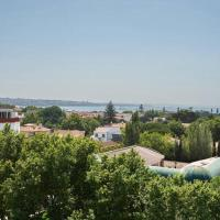Beautiful Sea View Apt Cascais with balcony and parking