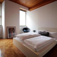 Trendige 1-Zimmer Altbauwohnung am Ringpark