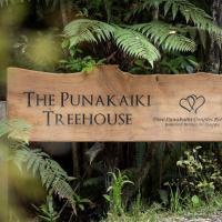 Punakaiki Treehouse