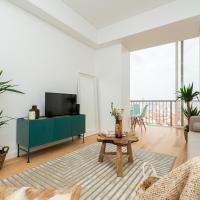 Sleek, elegant apartment in Penha de França
