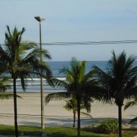 Apartamento em Praia Grande - Frente ao Mar