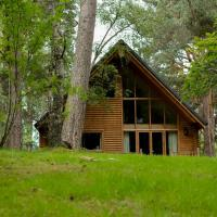 Macdonald Aviemore 4* Luxury Woodland Lodges