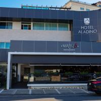Hotel Aladino, hotel in Santo Domingo