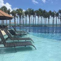 Apto Aquiraz Manhatan Beach Riviera Resort, Spa e Golf