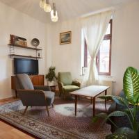 Vintage-Wohnung Plagwitz