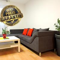 Private Big Appartment 59m2 - NEAR AIRPORT BASEL ST LOUIS