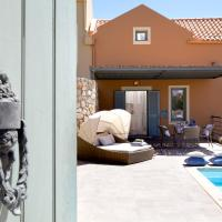 Asos Villa Sleeps 4 Pool Air Con WiFi T757162