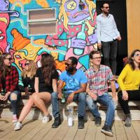 Overstay Jaffa Hostel (age 18 - 45)