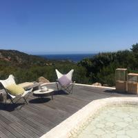 Luxury villa in porto cervo