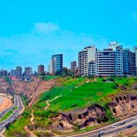 Ocean view apartment Miraflores Lima