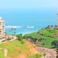 Ocean View apartment in Miraflores Lima
