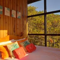 SAGADA Private Home Overlooking Pine Trees Mountain Views Sunrise and SEA of CLOUDS