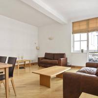 Modern 1 Bedroom Flat near Liverpool Street with Patio