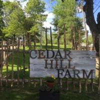 Cedar Hill Farm B & B
