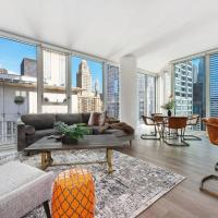 New! Traveler's Dream 2BR in Chicago Loop by Domio