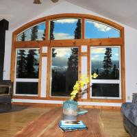 Denali 3-King Bedroom Private Home w/Great Views