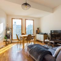 ☀ Bright apartment in front of Jardin d'Eole ☀