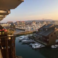 Nice apartment overlooking Deauville marina