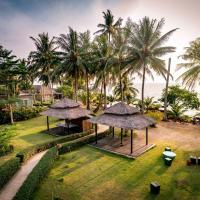 Koh Mak Ao Kao White Sand Beach