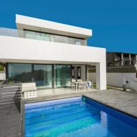 Modern Villa at Sanxenxo Galicia with Infinity Pool