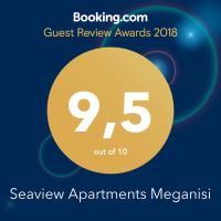 Seaview Apartments Meganisi