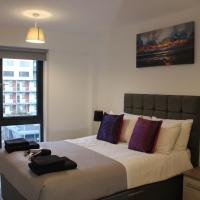 Vibrant City Centre Apartment Birmingham