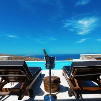 Panamera villa by Mykonos Luxury, hotel in Fanari