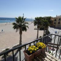 AR2B, coqueto apartamento en primera línea de playa