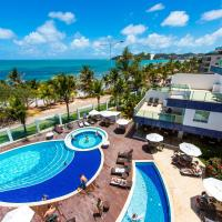 Coral Plaza Apart Hotel, hotel em Natal