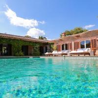 Havre de paix avec piscine à Ramatuelle