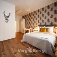 Very Berry - Sniadeckich 1 - Fair Trade Apartments, check in 24h