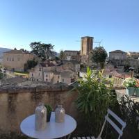 Les toits de Puy L Eveque