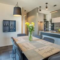 Luxury apartment Marjan - Black